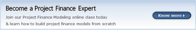 Project Finance Modeling using Excel - Online Classes by Chandoo.org & Pristine