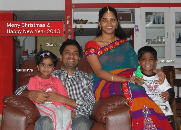 Merry Christmas &#038; Happy New Year 2013